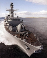 Kenda upgrades machinery data-acquisition systems for Royal Navy fleet
